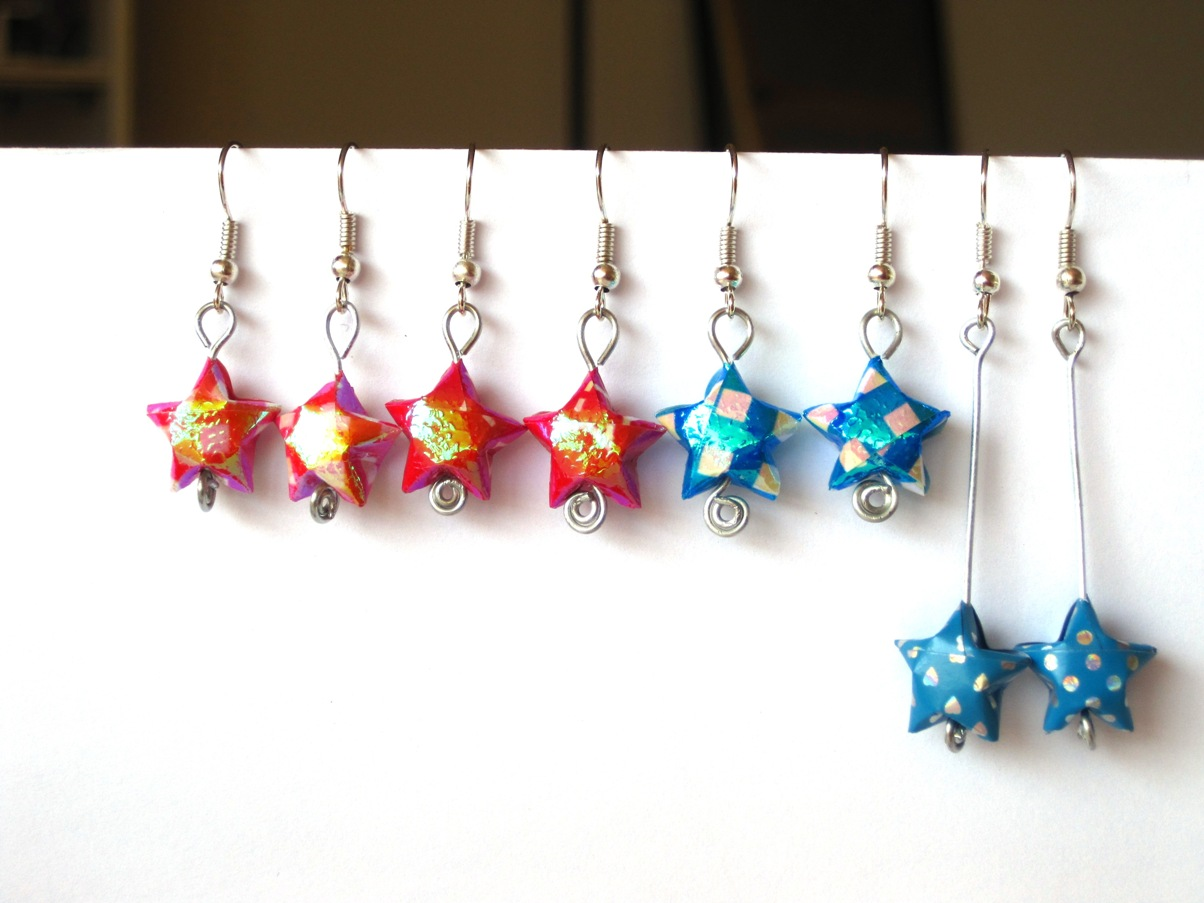 Origami Jewelry – Fly with Origami, Learn to Dream - photo#27