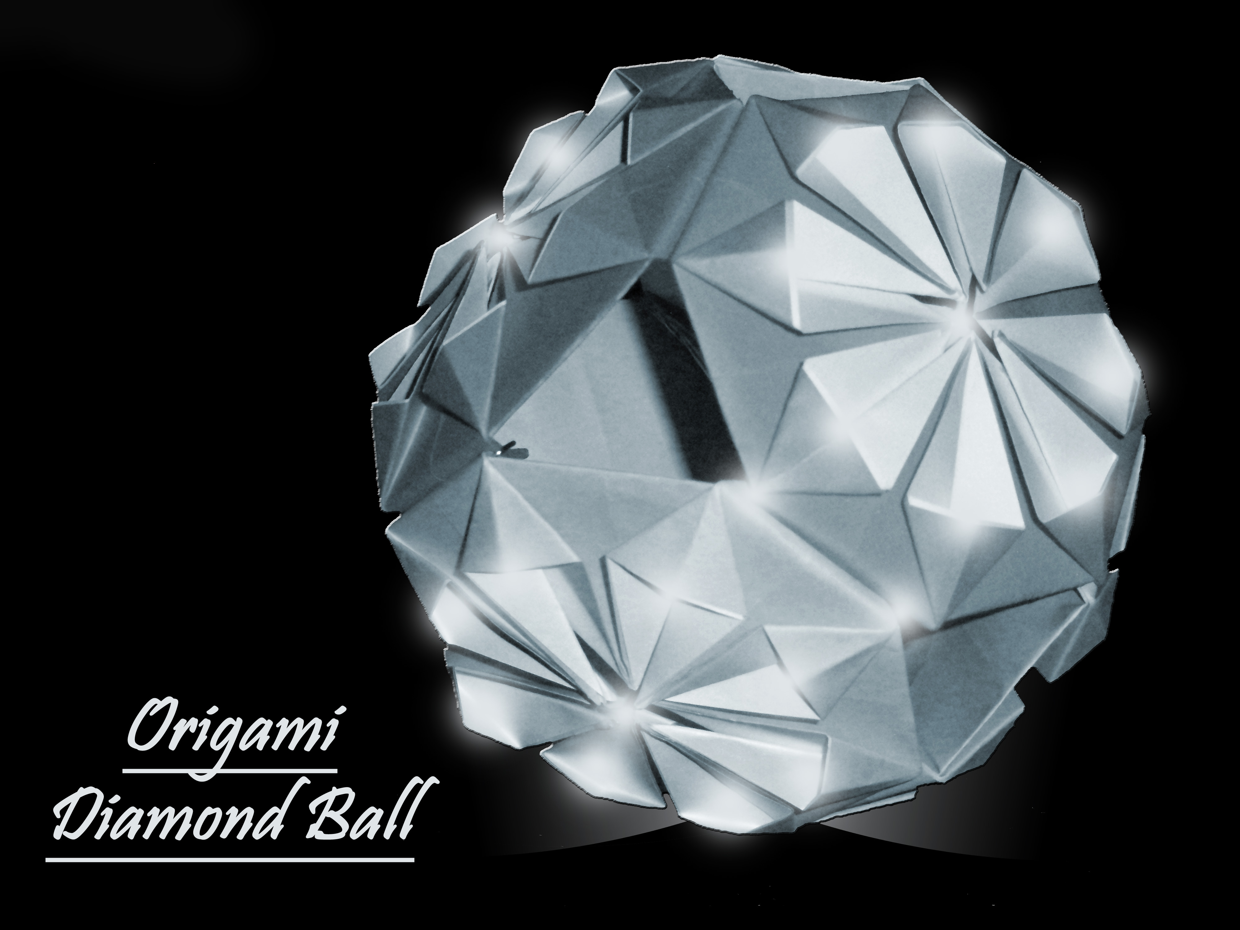 Weekly FOLD Origami Diamond Ball – Fly with Origami, Learn ... - photo#32