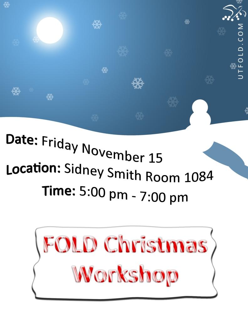 FOLD christmas workshop copy