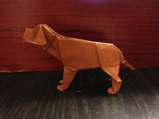 Easy Origami Dog Instructions for Kids - Gift Our Precious | 245x327