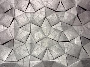 Square Weave Back